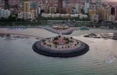 الجزيزة الخضراء في الكويت