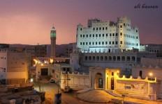 قصر سيئون من اقدم القصور التاريخيه