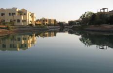 فجر الجونة - صورة ملتقطة من منتجع الجونة مدنية الغردقة - مصر